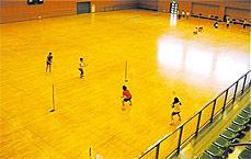 福田屋内スポーツセンターの画像